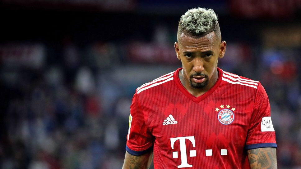 Jerome Boateng accusato di aggressione aggravata all'ex compagna